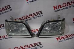 Фара. Toyota Crown, JZS179, JKS175, JZS175, JZS173, GS171, GS171W, JZS171, JZS175W, JZS171W, JZS173W