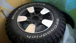 Продам комплект колёс Гудричи R15 215/75 в отличное состоянии. x15