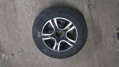 Комплект колес для Нивы. 6.0x16 5x139.70 ET0 ЦО 98,6мм.