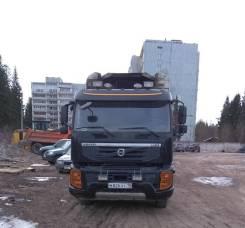 Volvo FMX. Лесовоз 2012, 12 800 куб. см., 22 000 кг.