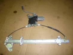 устройство переднего механического стеклоподъемника nissan sunny