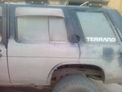 Уплотнитель двери багажника. Nissan Pathfinder Nissan Terrano, LBYD21, WD21, WHYD21, WBYD21, VBYD21 Двигатели: TD27T, VG30E, Z24I, TD27, VG30I