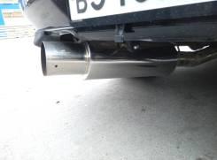 Выхлопная система. Subaru Forester Subaru Impreza, GD