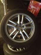 Продам комплект летних колёс. x16 5x100.00, 5x100.00 ЦО 56,1мм.