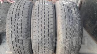 Bridgestone Dueler H/T D840. Летние, износ: 100%, 3 шт