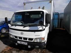 Toyota Dyna. Продам грузовик Toyota DYNA 2002год, 5 305 куб. см., 4 925 кг.