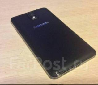 Samsung Galaxy Note 3. Б/у