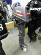 Yamaha. 8,00л.с., 2х тактный, бензин, нога X (635 мм), Год: 2005 год