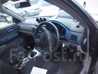 Зеркало заднего вида салонное. Subaru Forester, SG5, SG9, SG, SG9L