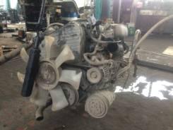 Двигатель в сборе. Nissan Safari Двигатель RD28T