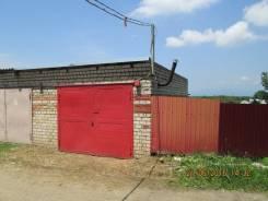 Гаражи капитальные. Стахановская, р-н остановка Солнечный, 28 кв.м., электричество, подвал.