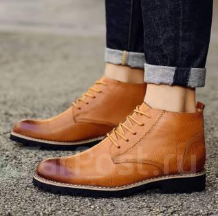 Ботинки. 42