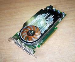Игровая видеокарта Geforce PX9600GSO 384Mb GDDR3 192bit Leadtek