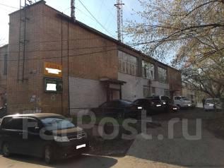 Сдается первый этаж и цоколь в отдельно-стоящем здании. 394 кв.м., улица Давыдова 8а, р-н Вторая речка. Дом снаружи