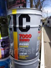 ZIC. Вязкость 10W-40, синтетическое