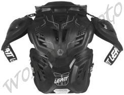 Защита панцирь+ шея Leatt S/M (160-172) Черный Leatt Fusion Vest 3.0 1015400100