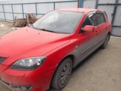 Mazda 3. BK, Z6