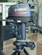 Yamaha. 30,00л.с., 2-тактный, бензиновый, нога S (381 мм), Год: 2017 год