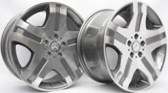 Mercedes. 8.5/9.5x18, 5x112.00, ET43/43, ЦО 66,6мм.