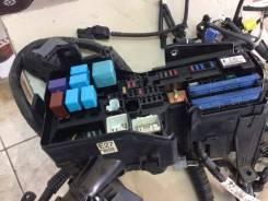 Блок предохранителей. Toyota Camry, ACV40 Двигатели: 2GRFE, 2AZFE