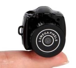 Мини камера Y2000 + флешка 16GB. Менее 4-х Мп, без объектива