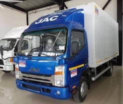 JAC N75. - Изотермический фургон, 3 760 куб. см., 5 000 кг.