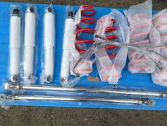 Комплект увеличения клиренса. Suzuki Jimny, JB23W Двигатель K6A