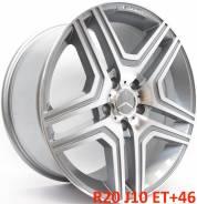 Mercedes. 10.0x20, 5x130.00, ET46, ЦО 84,1мм.