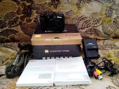 Nikon Coolpix P7000. 10 - 14.9 Мп, зум: 7х