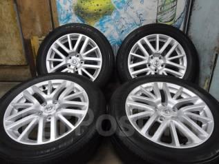 Продам Отличные Стильные колёса Nissan FUGA+Лето 225/55R17. 7.0x17 5x114.30 ET45