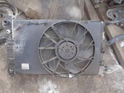 Вентилятор охлаждения радиатора. Mercedes-Benz A-Class
