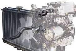 Радиатор охлаждения двигателя. Toyota: bB, Carina, Camry Gracia, Caldina, Altezza, Allion, Auris, Aristo, Avensis, Camry, Belta, Celica, Allex, Chaser...