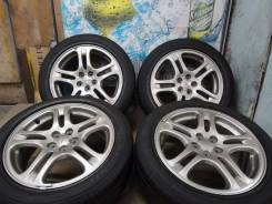 """Продам Стильные колёса Subaru Legacy+Лето 215/50R17. 7.0x17"""" 5x100.00 ET55"""
