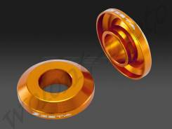 Втулка заднего колеса Zeta ZE93-2513 Оранжевый Fast-RearWheel Spacer 125-530SX/SX-F/XC/XC-F 08-12/