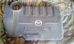 Крышка двигателя. Mazda Atenza