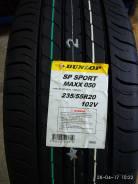 Dunlop SP Sport Maxx 050. Летние, 2017 год, без износа, 4 шт