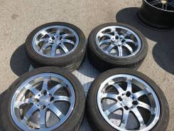 Wheel Power. 6.5x15, 4x100.00, ET45, ЦО 55,0 мм.