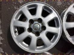 Mitsubishi. 5.0x15, 5x114.30, ET46, ЦО 67,0мм.