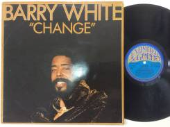 JAZZ! FUNK! Барри Уайт / Barry White - Change - NL LP 1982