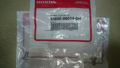 Болт крепления тормозного диска Honda 93600-06014-0H. Honda: 2.5TL, Concerto, Domani, FR-V, Prelude, Civic Shuttle, Crossroad, Vigor, Mobilio Spike, A...