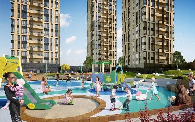 Жилой комплекс бизнес-класса «Маринист» в центре Владивостока