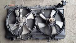 Радиатор охлаждения двигателя. Nissan Presea, PR10, HR10 Nissan Pulsar, SN14 Nissan Sunny, HB13, SB13 Nissan AD, VSY10, VSGY10, WSY10 Двигатели: SR18D...