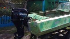 Tohatsu. 30,00л.с., 4х тактный, бензин, нога S (381 мм), Год: 2012 год