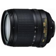 Объектив AF-S DX Nikkor 18-105mm f/3.5-5.6G ED VR
