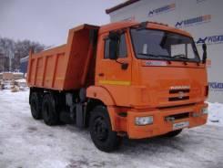 Камаз 65115. Cамосвал б/у, 6 700 куб. см., 15 000 кг.