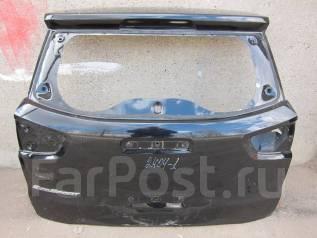 Крышка багажника. Ford EcoSport