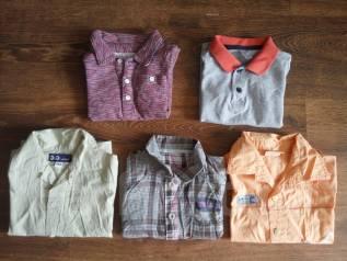 Рубашки-поло. Рост: 80-86 см