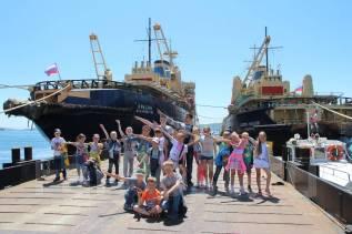 Городской английский лагерь на летних каникулах от Afina Education!