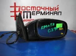 Зеркало заднего вида боковое. Toyota Cresta, JZX91, JZX90, SX90, JZX93, LX90, GX90