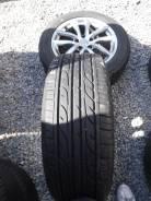 Dunlop Enasave EC202. Летние, 2013 год, без износа, 2 шт